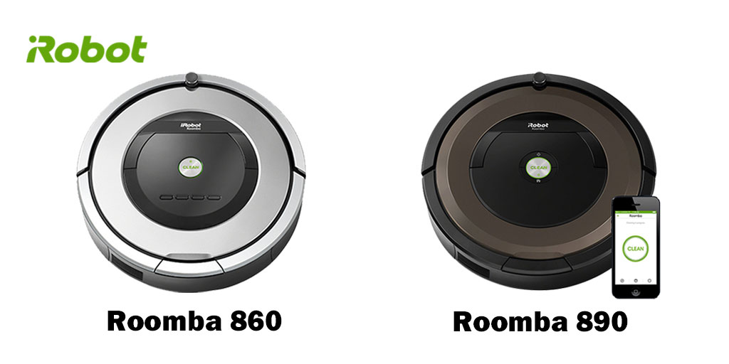 Sensational Irobot Roomba 860 Vs Roomba 890 Vacuum Fanatics Interior Design Ideas Oxytryabchikinfo