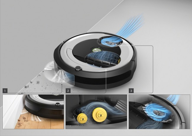 Roomba 690 WiFi Connected Cleaning System