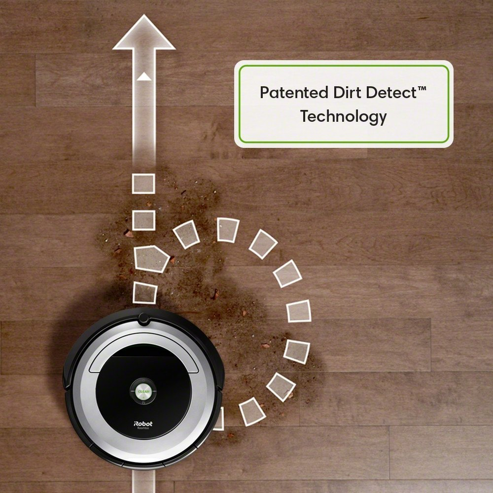 iRobot, Roomba 690, Vacuum Fanatics, Reviews, Comparisons
