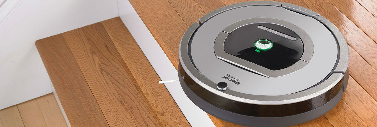 irobot 761 vacuum cliff detection