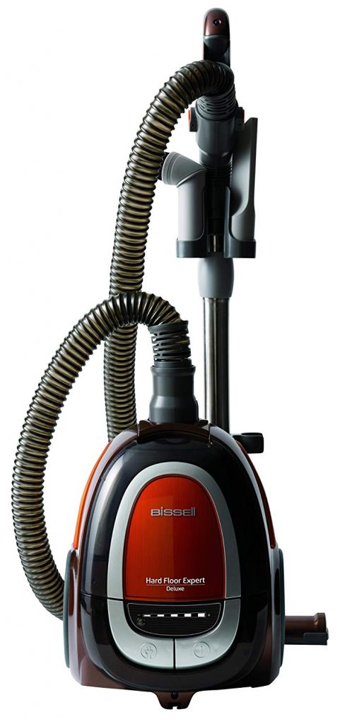 Bissell Hard Floor Expert Deluxe Canister Vacuum 1161