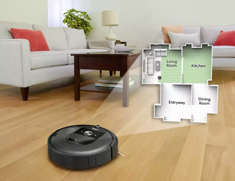 Roomba New Robotic Vacuum Remembers you House